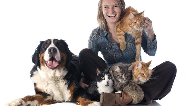 Having A Pet Can Be Good For Your Overall Health