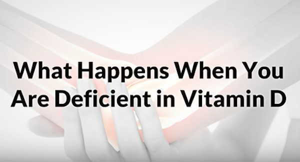 What Happens When You Are Deficient in Vitamin D