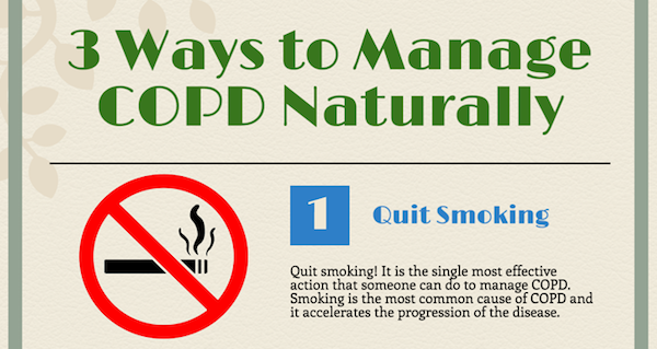 3 Ways to Manage COPD Naturally