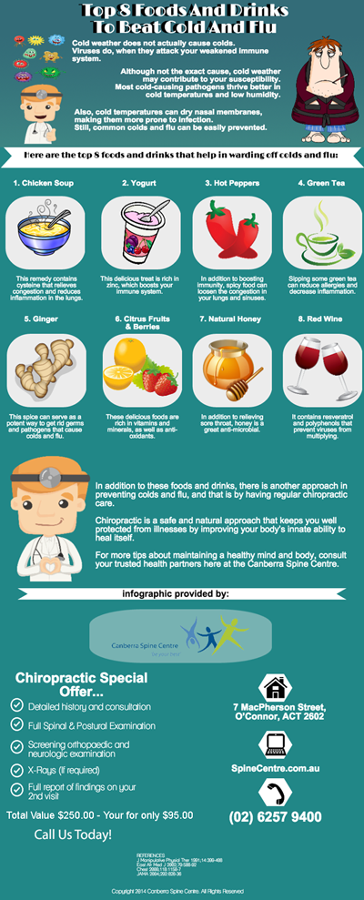 Top-8-Foods-And-Drinks-To-Beat-Cold-And-Flu