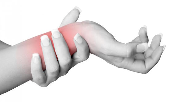 Repetitive Stress Injury of the Wrist and Hands