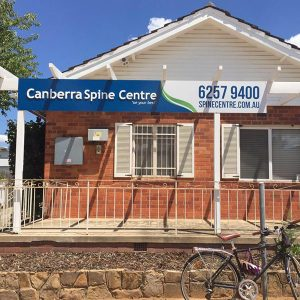 Canberra Spine Centre Clinic | Chiropractor Canberra