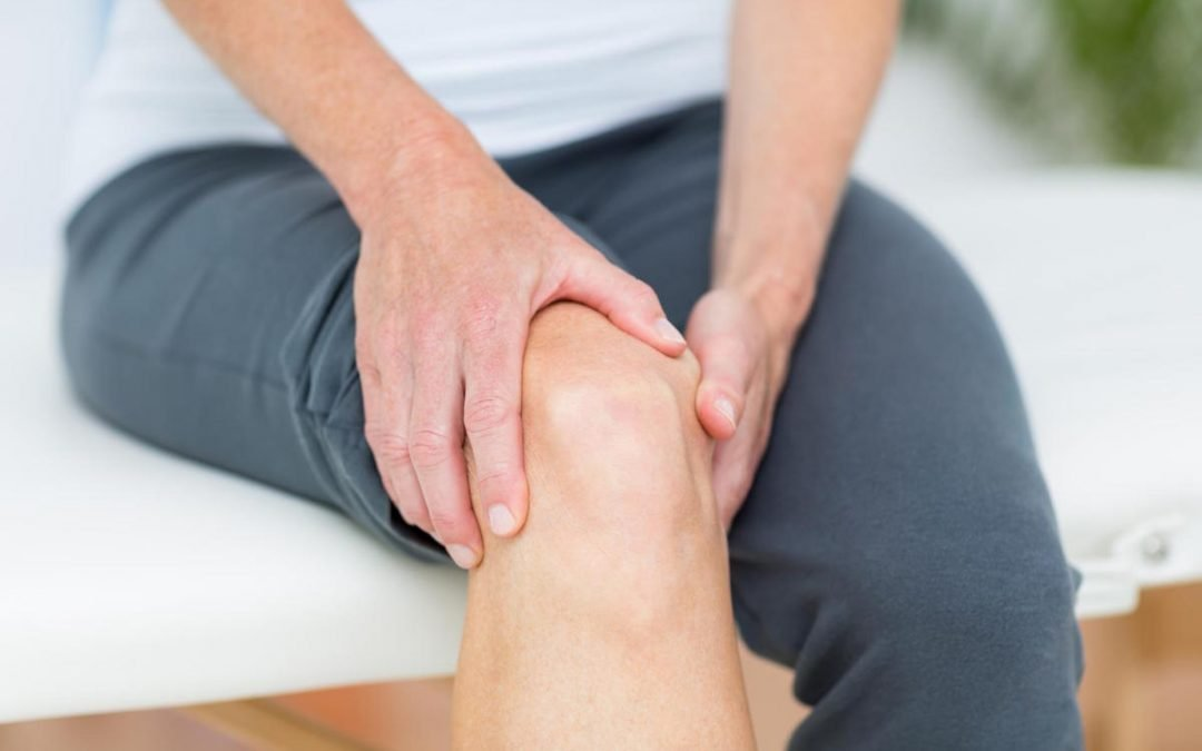 Is Old Age Causing my Knee Pain?
