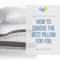 How to choose the best pillow for you