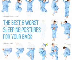 The Best and Worst Sleeping Postures for Your Back