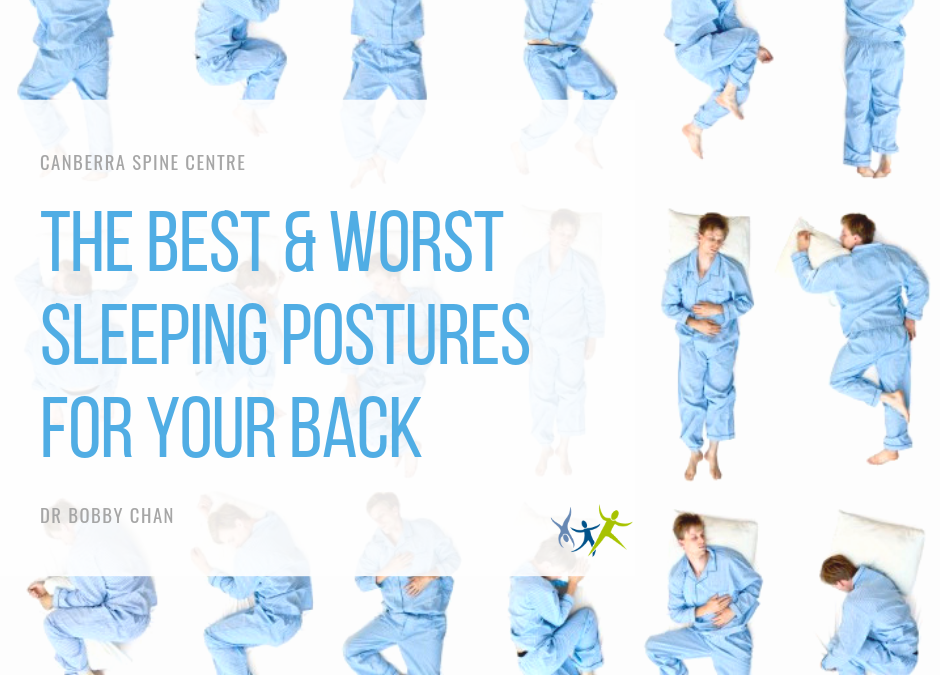 The Best & Worst Sleeping Postures for Your Back