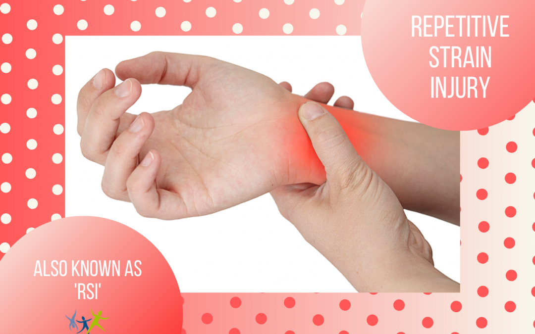 How to Help Repetitive Strain Injury