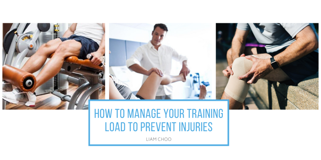how to manage your training load to prevent injuries